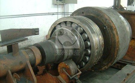 辊压机辊面堆焊技术